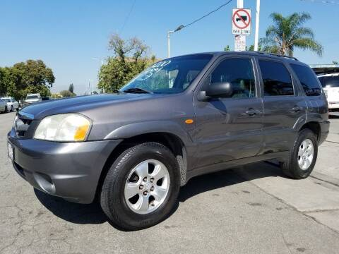 2003 Mazda Tribute for sale at Olympic Motors in Los Angeles CA