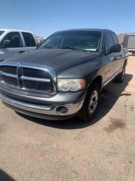 2005 Dodge Ram Pickup 1500 for sale at Poor Boyz Auto Sales in Kingman AZ