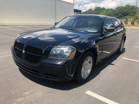 2006 Dodge Magnum for sale at Allrich Auto in Atlanta GA
