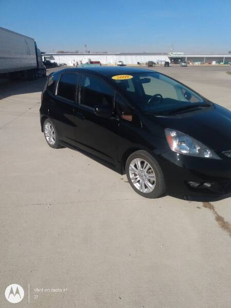 2009 Honda Fit for sale at BROTHERS AUTO SALES in Eagle Grove IA