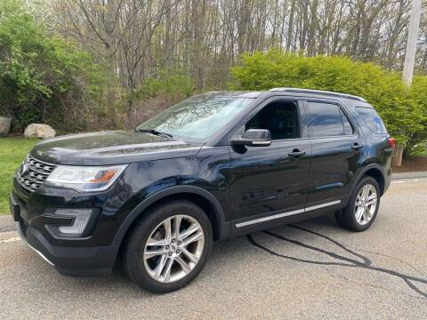 2016 Ford Explorer for sale at Padula Auto Sales in Braintree MA