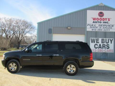 2013 Chevrolet Suburban for sale at Woody's Auto Sales Inc in Randolph MN