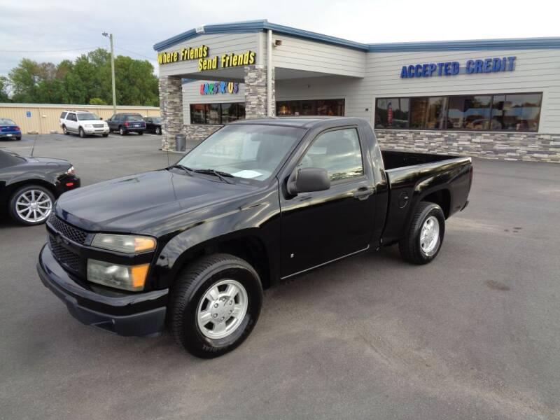 2008 Chevrolet Colorado for sale at KARS R US of Spartanburg LLC in Spartanburg SC