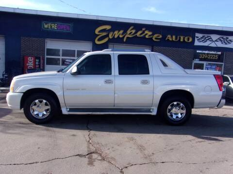 2005 Cadillac Escalade EXT for sale at Empire Auto Sales in Sioux Falls SD