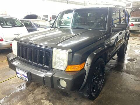 2006 Jeep Commander for sale at Car Planet Inc. in Milwaukee WI