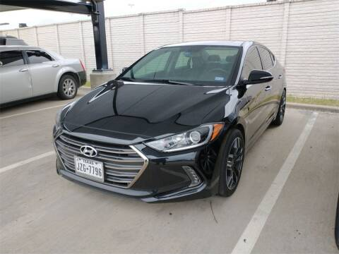 2017 Hyundai Elantra for sale at Excellence Auto Direct in Euless TX