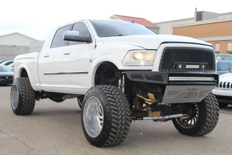 2015 RAM Ram Pickup 2500 for sale at SHAFER AUTO GROUP in Columbus OH