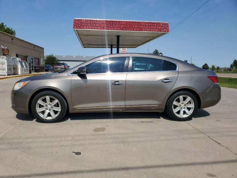 2010 Buick LaCrosse for sale at Dakota Auto Inc. in Dakota City NE