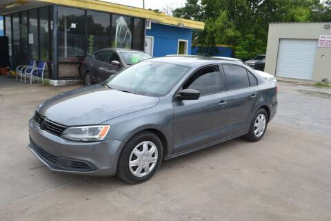 2014 Volkswagen Jetta for sale at Preferable Auto LLC in Houston TX