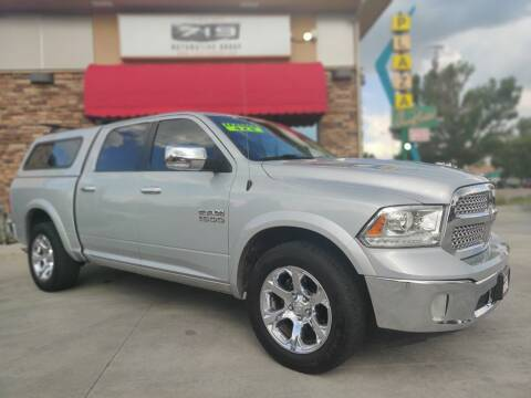 2015 RAM Ram Pickup 1500 for sale at 719 Automotive Group in Colorado Springs CO