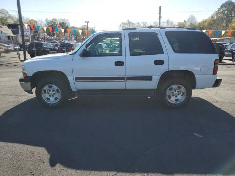 2004 Chevrolet Tahoe for sale at A-1 Auto Sales in Anderson SC