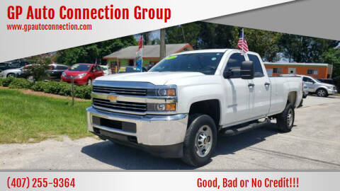 2015 Chevrolet Silverado 2500HD for sale at GP Auto Connection Group in Haines City FL