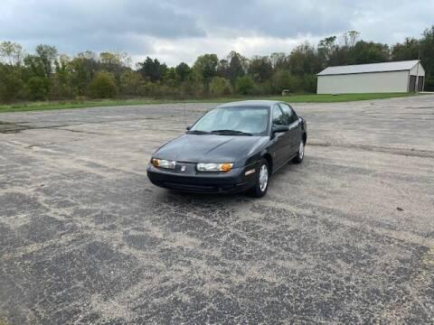 2002 Saturn S-Series for sale at Caruzin Motors in Flint MI