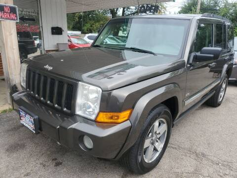 2006 Jeep Commander for sale at New Wheels in Glendale Heights IL