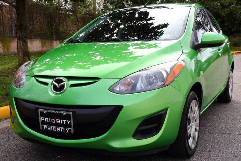 2012 Mazda MAZDA2 for sale at Prime Auto Sales LLC in Virginia Beach VA