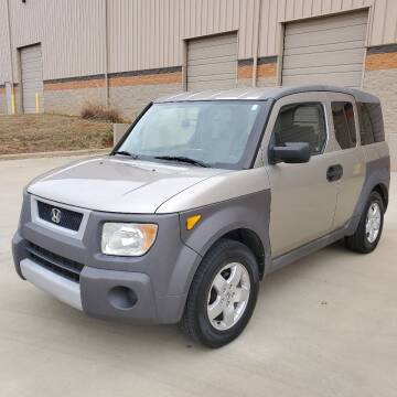 2003 Honda Element for sale at 601 Auto Sales in Mocksville NC