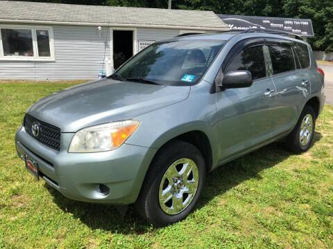 2008 Toyota RAV4 for sale at Manny's Auto Sales in Winslow NJ