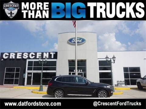 2019 BMW X3 for sale at Crescent Ford in Harahan LA