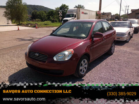 2010 Hyundai Accent for sale at SAVORS AUTO CONNECTION LLC in East Liverpool OH