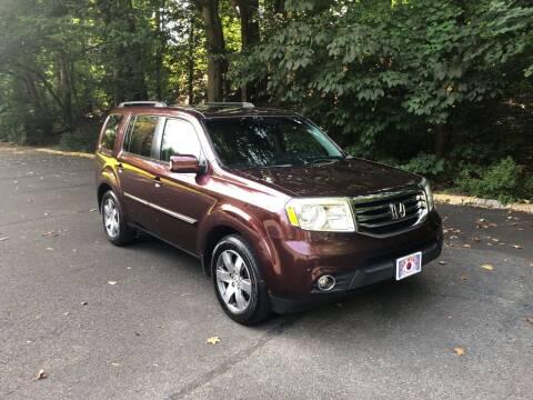 2015 Honda Pilot for sale at Car World Inc in Arlington VA