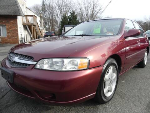 2000 Nissan Altima for sale at P&D Sales in Rockaway NJ