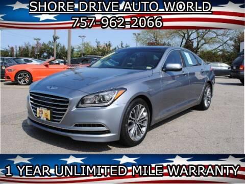 2015 Hyundai Genesis for sale at Shore Drive Auto World in Virginia Beach VA