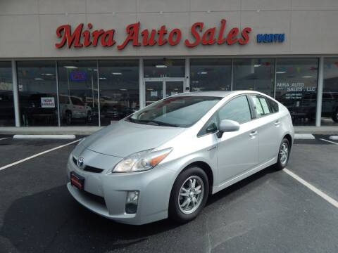 2011 Toyota Prius for sale at Mira Auto Sales in Dayton OH