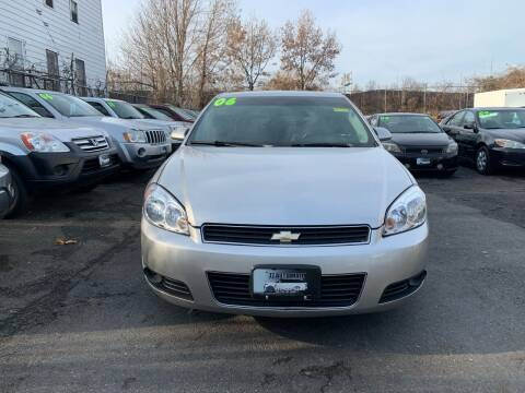 2006 Chevrolet Impala for sale at 77 Auto Mall in Newark NJ