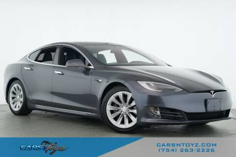 2017 Tesla Model S for sale at JumboAutoGroup.com - Carsntoyz.com in Hollywood FL