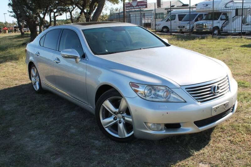 2010 Lexus LS 460 for sale at Elite Car Care & Sales in Spicewood TX