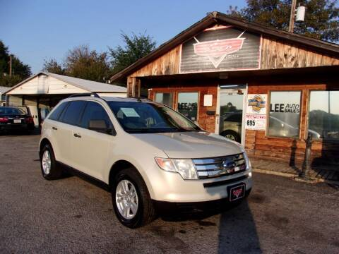 2007 Ford Edge for sale at LEE AUTO SALES in McAlester OK