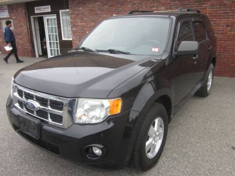 2010 Ford Escape for sale at Tewksbury Used Cars in Tewksbury MA