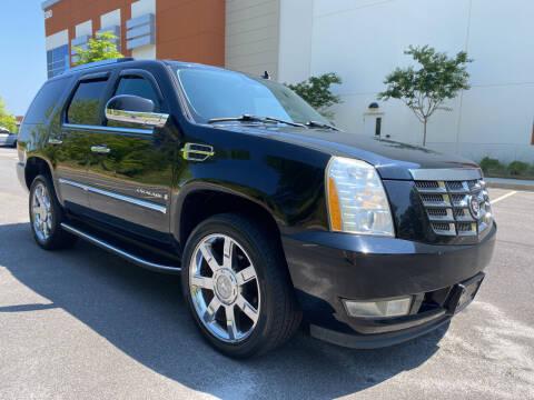 2007 Cadillac Escalade for sale at ELAN AUTOMOTIVE GROUP in Buford GA