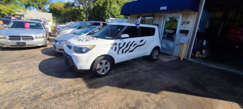 2014 Kia Soul for sale at Steve's Auto Sales in Madison WI