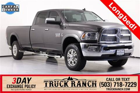 2018 RAM Ram Pickup 3500 for sale at Truck Ranch in Twin Falls ID