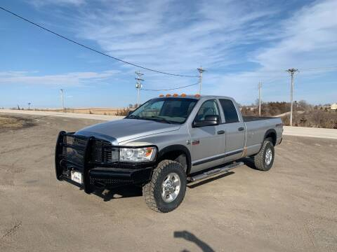 2008 Dodge Ram Pickup 2500 for sale at Schrier Auto Body & Restoration in Cumberland IA