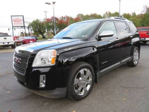 2012 GMC Terrain for sale at Low Cost Cars in Circleville OH