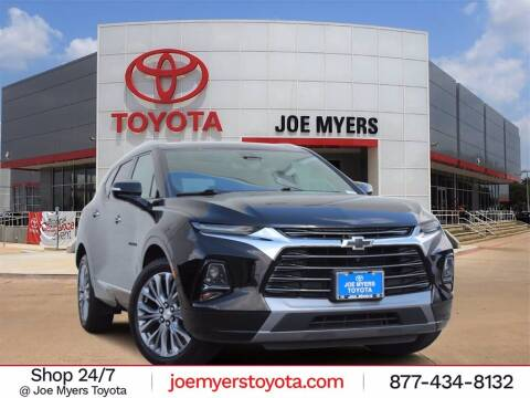 2019 Chevrolet Blazer for sale at Joe Myers Toyota PreOwned in Houston TX