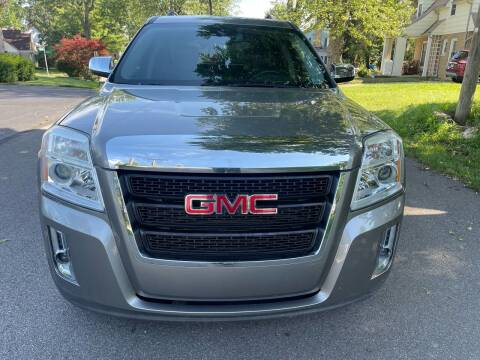 2012 GMC Terrain for sale at Via Roma Auto Sales in Columbus OH