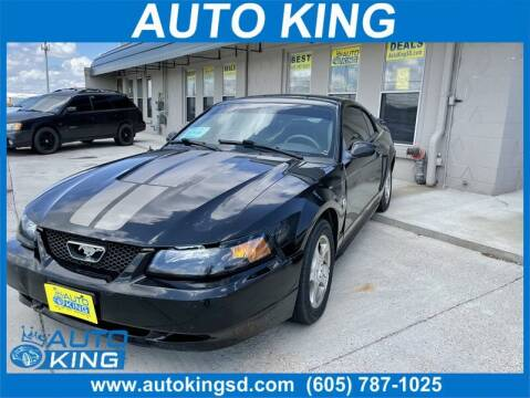 2004 Ford Mustang for sale at Auto King in Rapid City SD