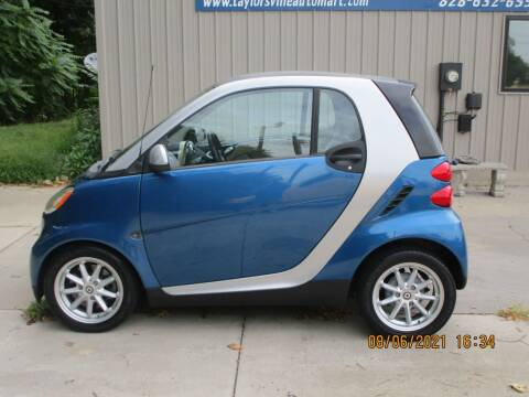 2009 Smart fortwo for sale at Taylorsville Auto Mart in Taylorsville NC