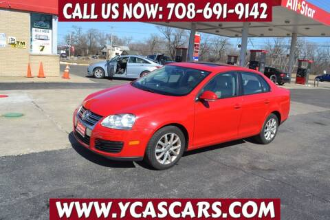 2010 Volkswagen Jetta for sale at Your Choice Autos - Crestwood in Crestwood IL