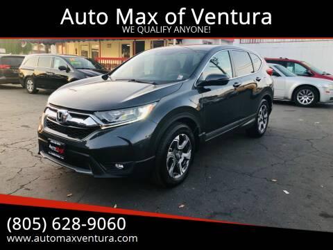 2017 Honda CR-V for sale at Auto Max of Ventura in Ventura CA