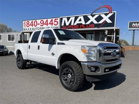 2011 Ford F-250 Super Duty for sale at Maxx Autos Plus in Puyallup WA