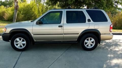 2001 Nissan Pathfinder for sale at Coastal Car Brokers LLC in Tampa FL