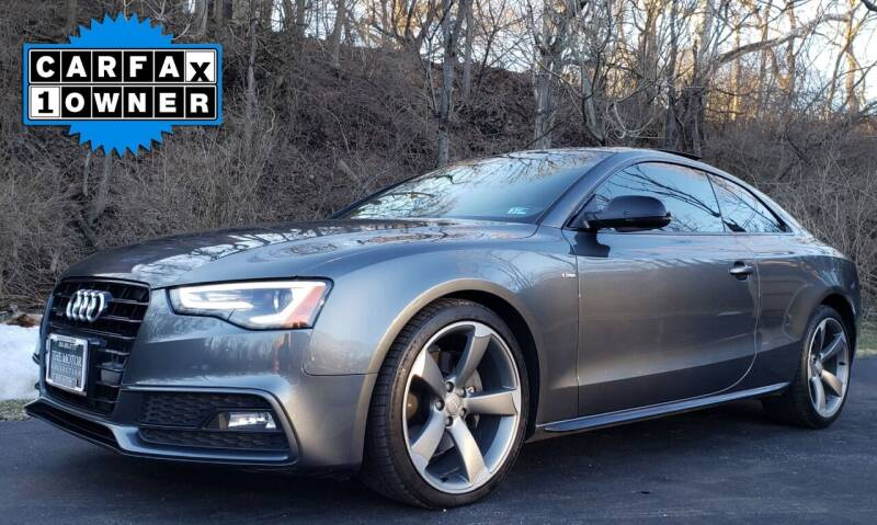 2015 Audi A5 for sale at The Motor Collection in Columbus OH