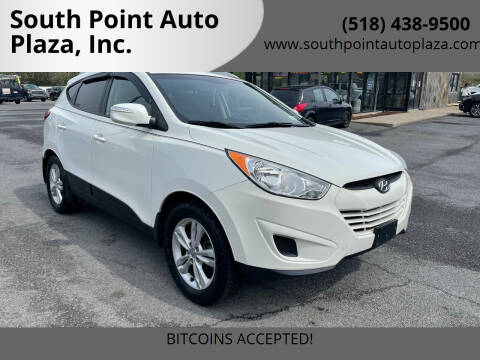 2012 Hyundai Tucson for sale at South Point Auto Plaza, Inc. in Albany NY