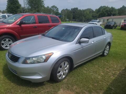 2008 Honda Accord for sale at Lakeview Auto Sales LLC in Sycamore GA