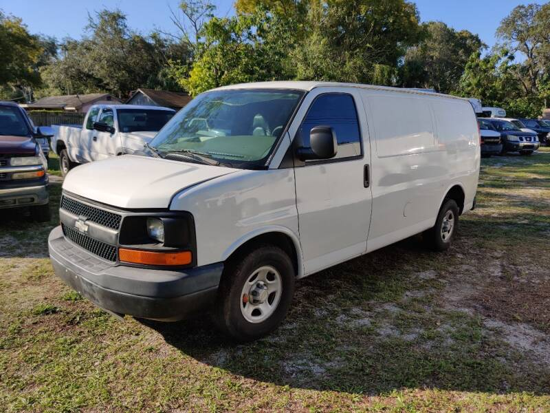 2007 Chevrolet Express Cargo for sale at Advance Import in Tampa FL