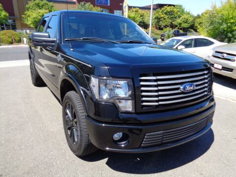 2011 Ford F-150 for sale at NorCal Auto Mart in Vacaville CA